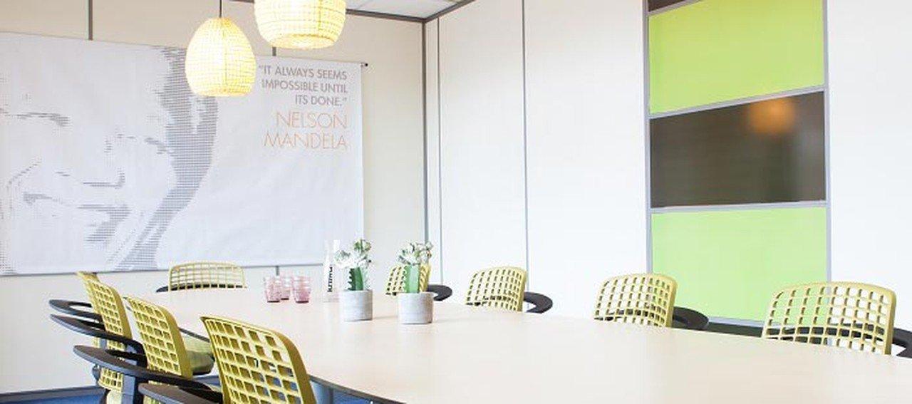 Rotterdam conference rooms Meeting room Meetz - Nelson Mandela  image 0