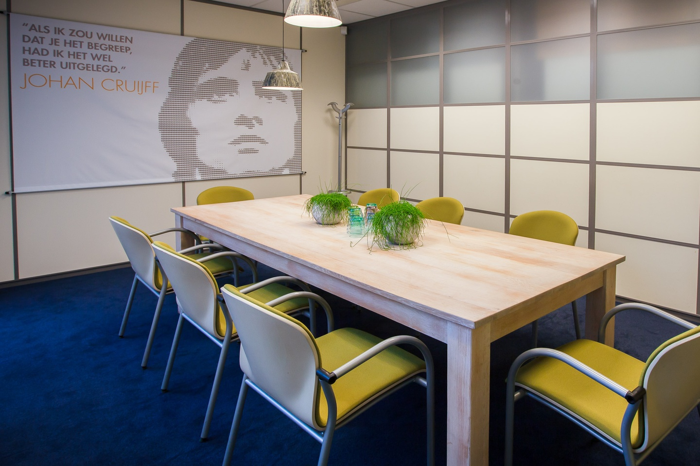Rotterdam conference rooms Meeting room Meetz - Johan Cruijff image 3