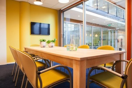 Rotterdam conference rooms Meeting room Meetz - Johan Cruijff image 0