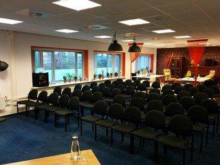Rotterdam workshop spaces Salle de réunion Meetz - Fokke & Sukke image 1