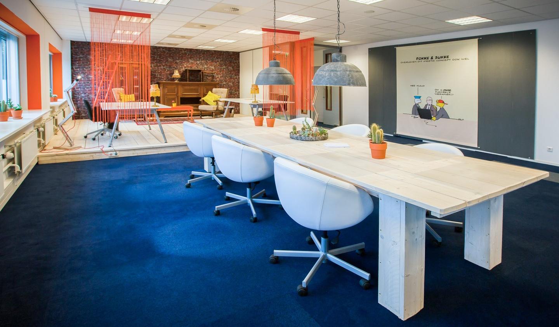 Rotterdam workshop spaces Salle de réunion Meetz - Fokke & Sukke image 0