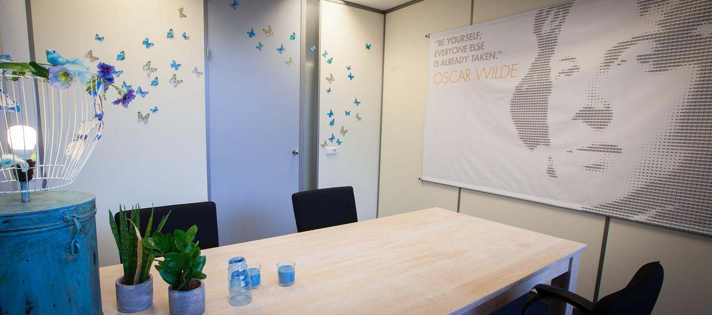 Rotterdam conference rooms Meetingraum Meetz - Oscar Wilde image 0