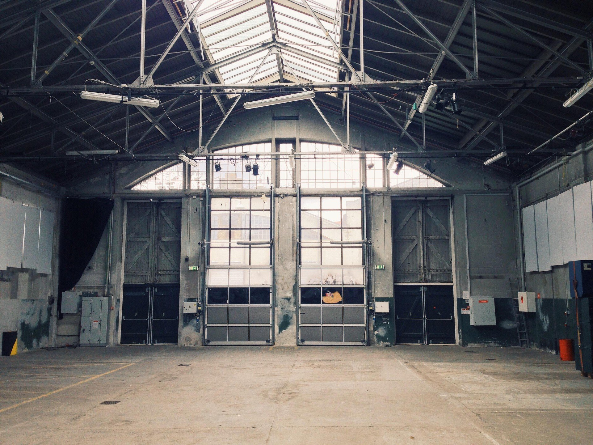 Kopenhagen corporate event venues Industriegebäude KPH Volume image 3
