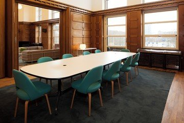 The Hague Train station meeting rooms Meeting room Spaces Rode Olifant - Meeting Room 11 image 0