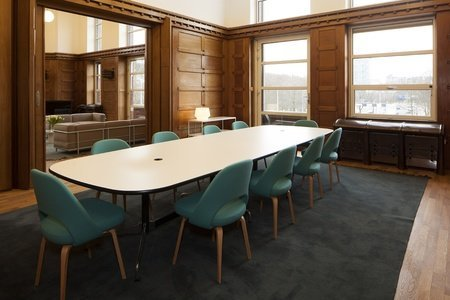 The Hague Train station meeting rooms Salle de réunion Spaces Rode Olifant - Meeting Room 11 image 0