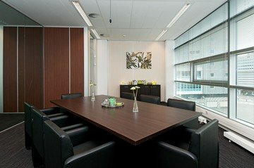 Rotterdam conference rooms Meeting room Inview vergaderen - Green room  image 0