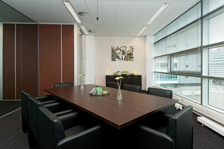 Rotterdam conference rooms Meetingraum Inview vergaderen - Green room  image 0