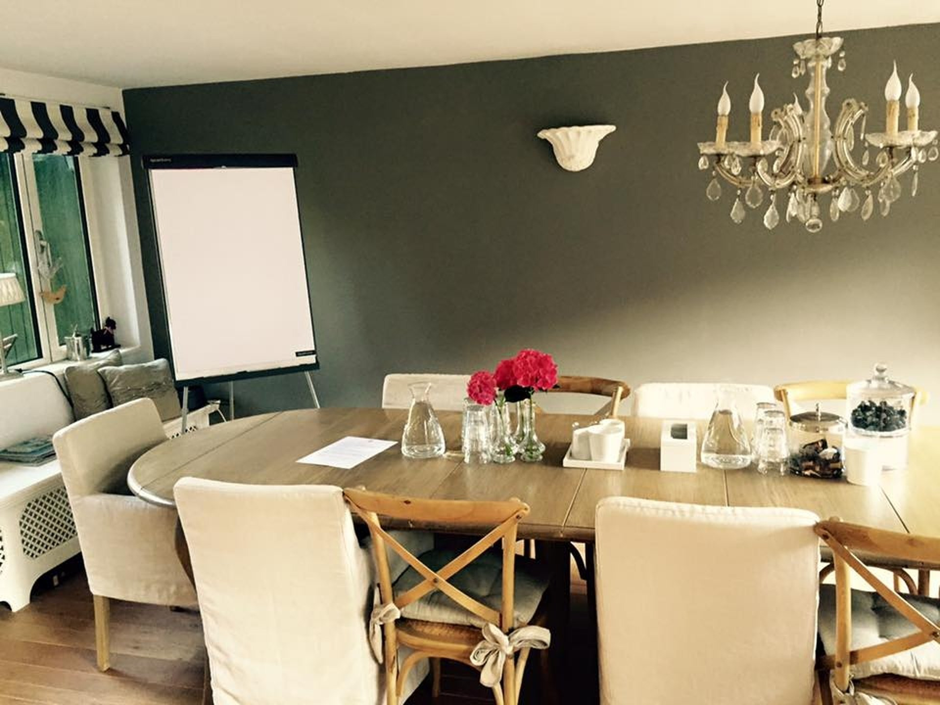 The Hague conference rooms Private residence Vergaderathome image 0
