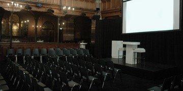 Rotterdam corporate event venues Historic venue Arminius - Grote Zaal image 0