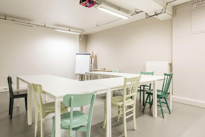 Paris Espaces de travail Meetingraum Be Coworking La Jonquière - Millepied image 5