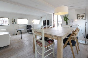Copenhagen workshop spaces Boat Copenhagen Houseboat image 11