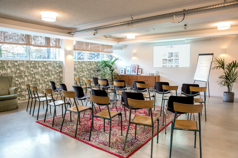 Amsterdam training rooms Meeting room MOMA&CO - Box image 0