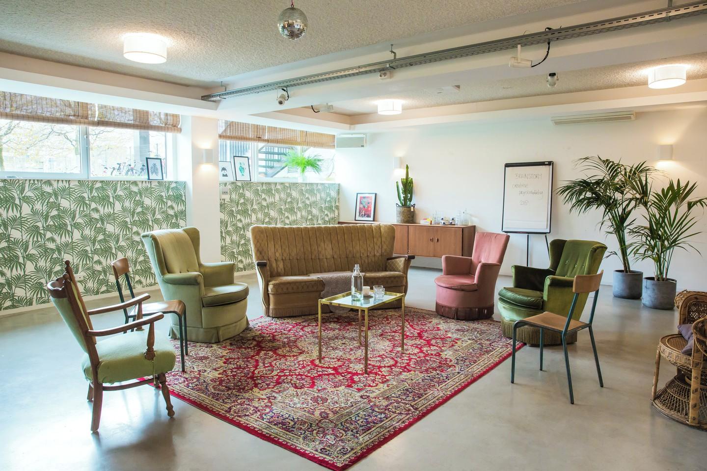 Amsterdam training rooms Meeting room MOMA&CO - Box image 1