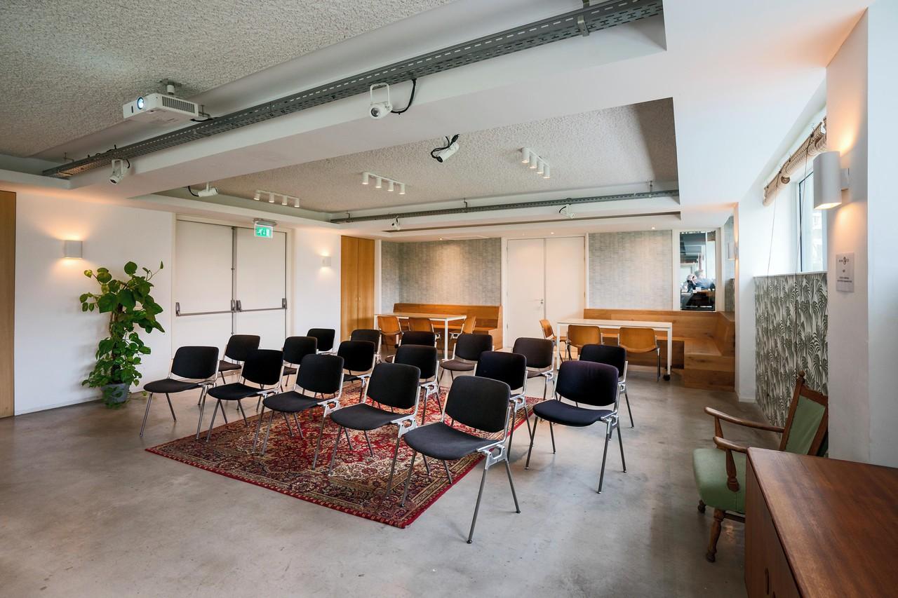 Amsterdam Trainingsruimtes Salle de réunion  image 0