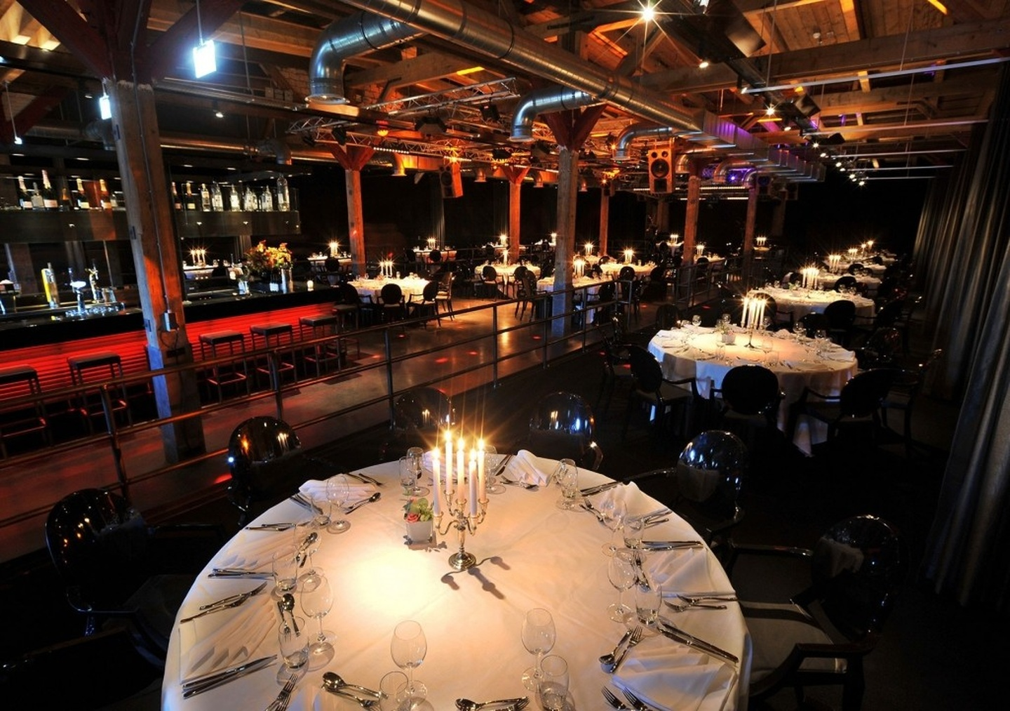 Amsterdam corporate event venues Club The Harbour Business Club image 2