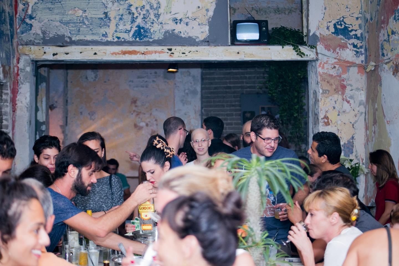 Tel Aviv corporate event venues Bar The Lettuce Bar image 0