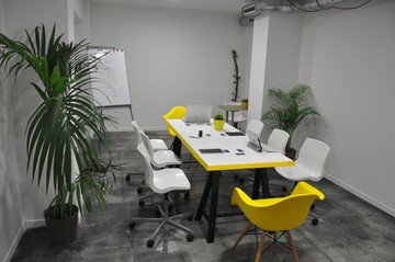 Barcelona conference rooms Coworking Space Unnatural Space - Meeting Room image 0