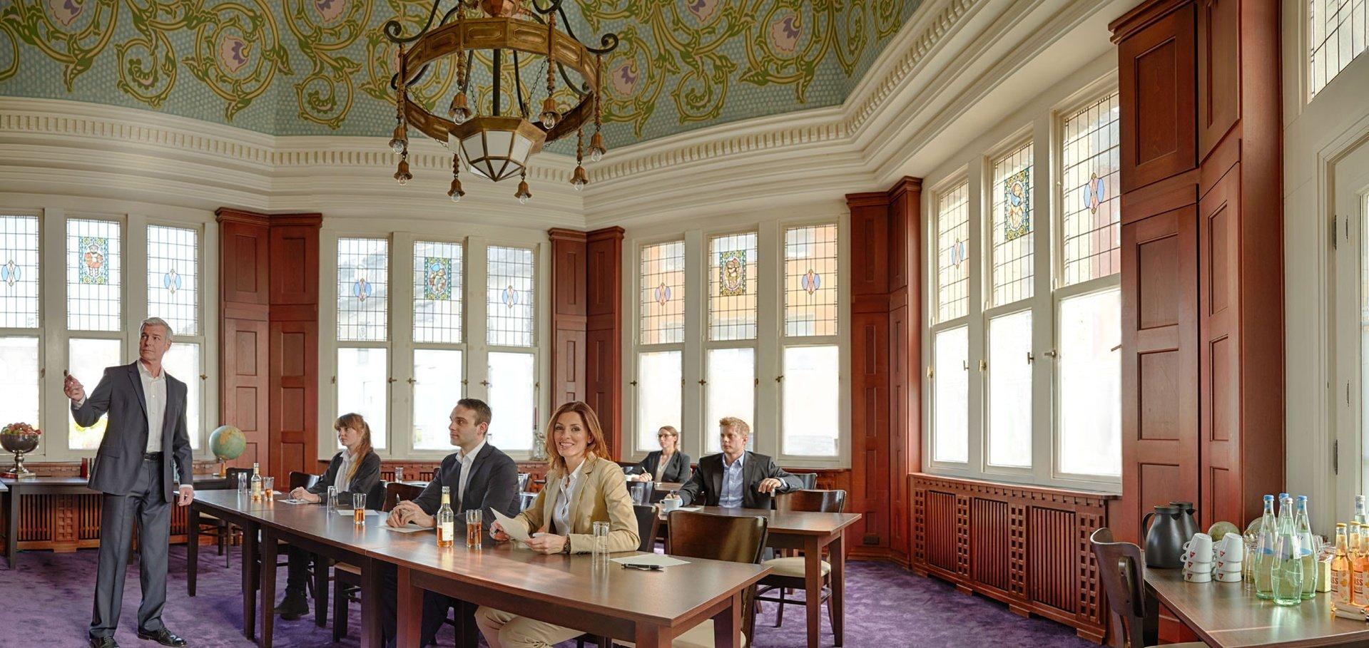 Cologne seminar rooms Salle de réunion Kuppelsaal Neptunbad image 0