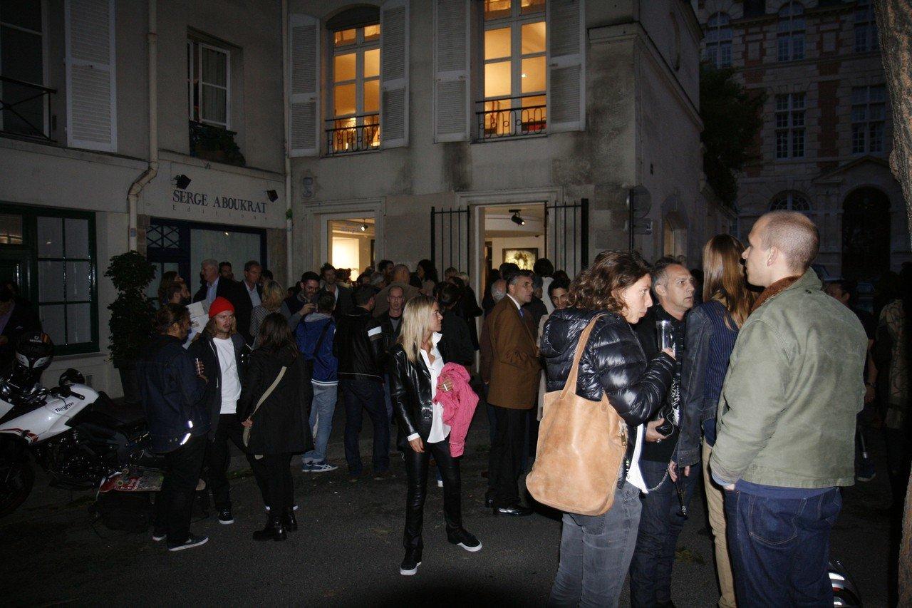 Paris corporate event venues Galerie Espace Furstenberg image 0