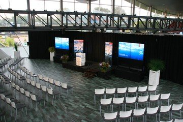 The Hague corporate event venues Lieu Atypique Madurodam Foyer image 0