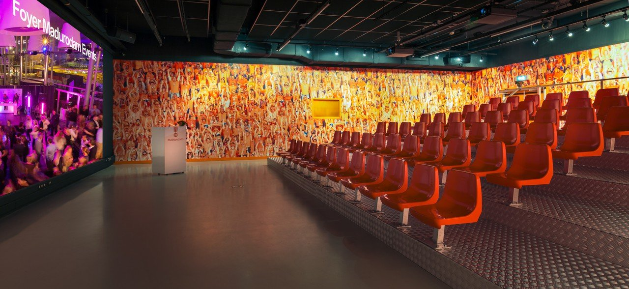 The Hague seminar rooms Lieu Atypique Madurodam Filmzaal  image 0