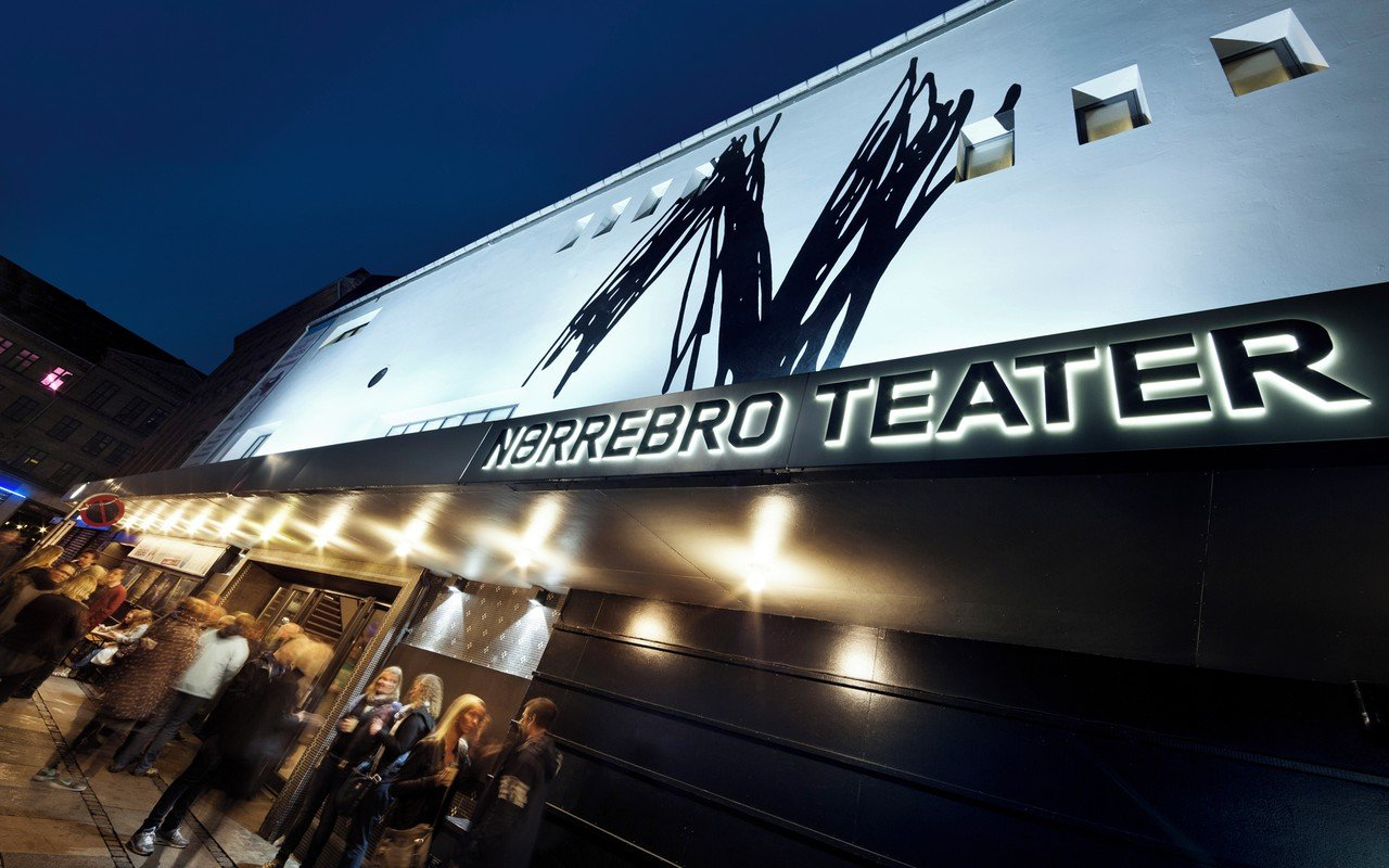 Copenhague corporate event venues Auditorium Nørrebro Theater - Modern Theatre image 0