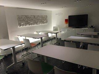 Autres villes conference rooms Lieu Atypique Sala Blanca image 2