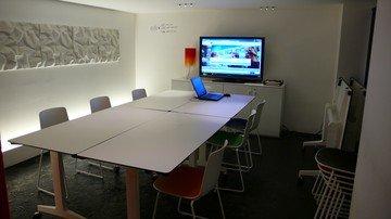 Autres villes conference rooms Lieu Atypique Sala Blanca image 4