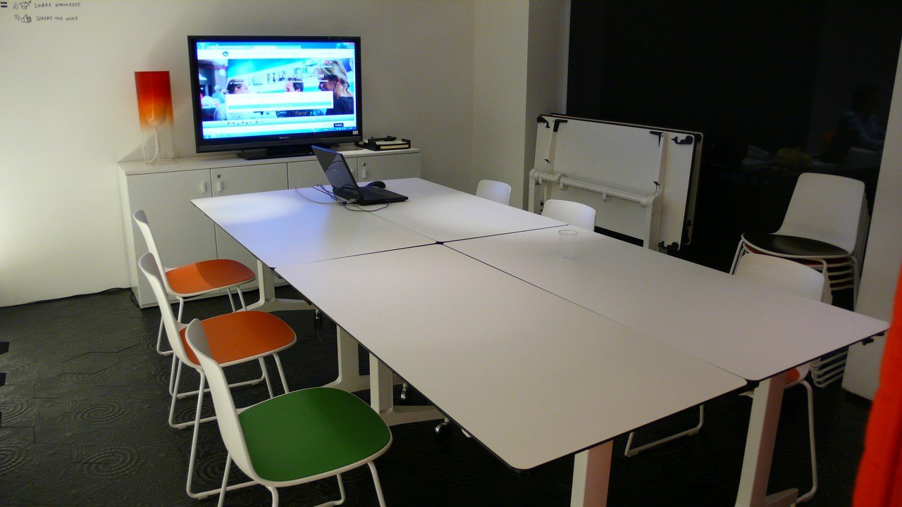 Autres villes conference rooms Lieu Atypique Sala Blanca image 0