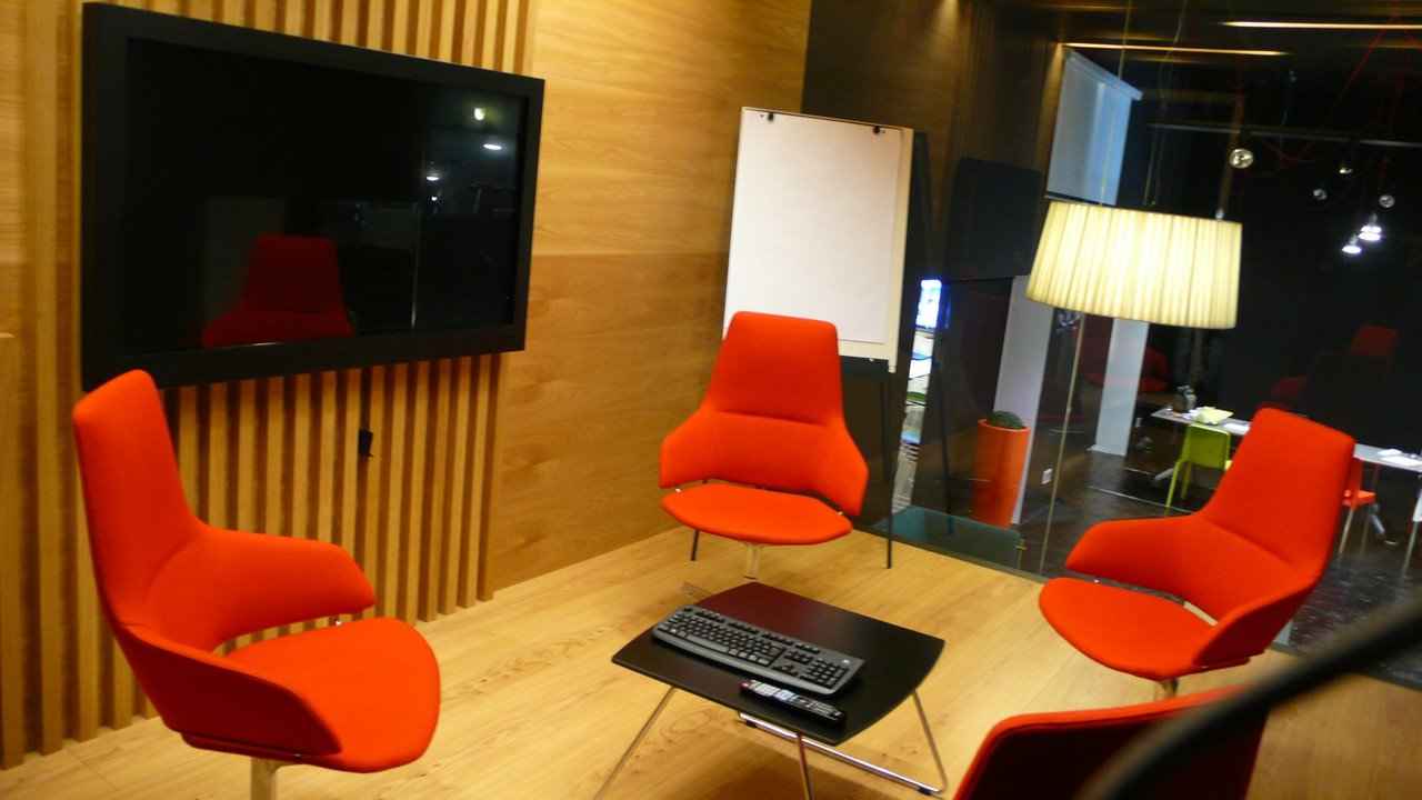 Rest der Welt conference rooms Meetingraum Sala Roja image 0