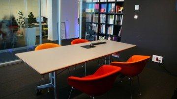 Autres villes conference rooms Salle de réunion Sala Negra image 2