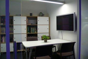 Rest der Welt conference rooms Meetingraum Sala Marrón image 1