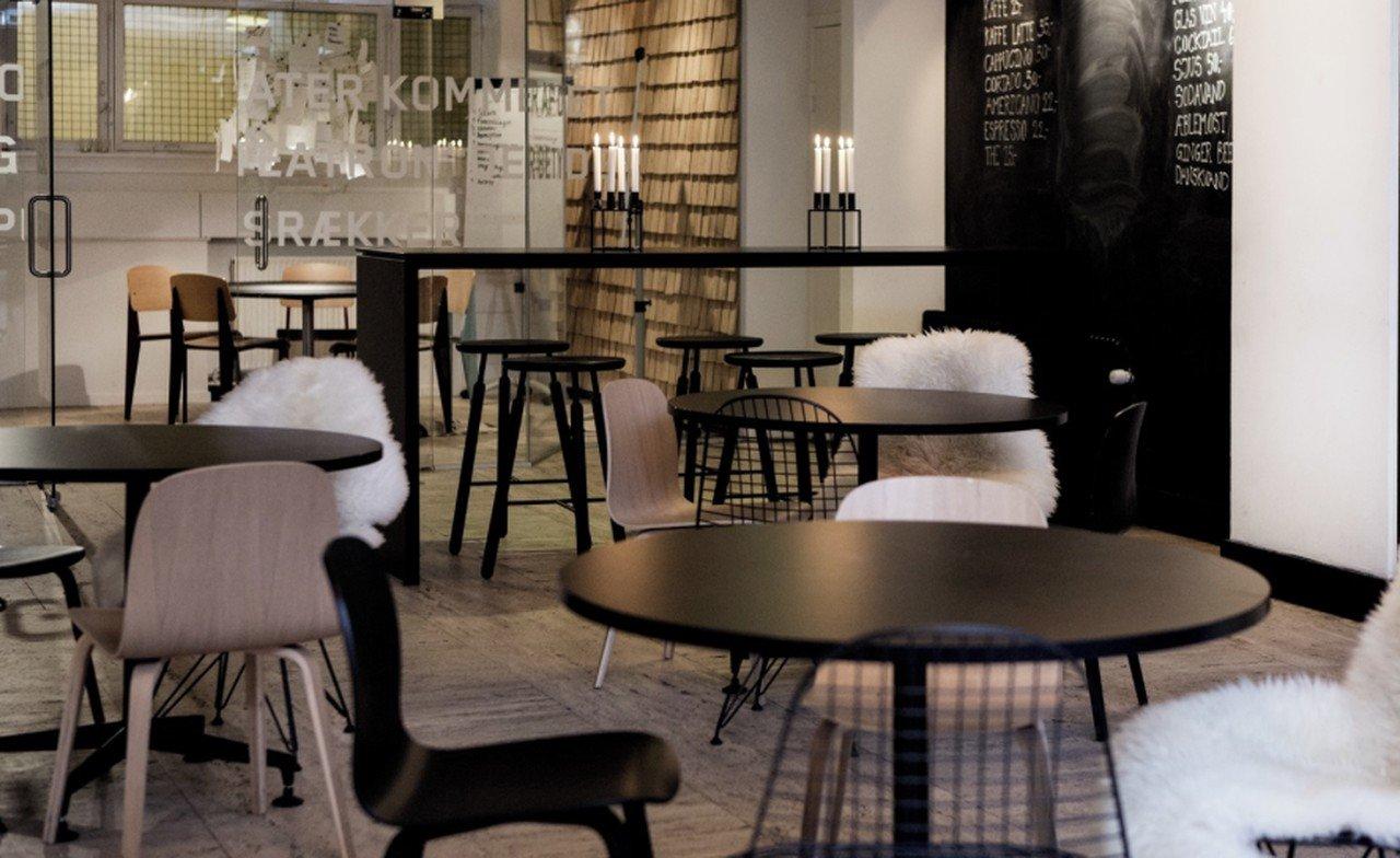 Copenhagen workshop spaces Cafe Nørrebro Theater - Foyer and Bar image 0