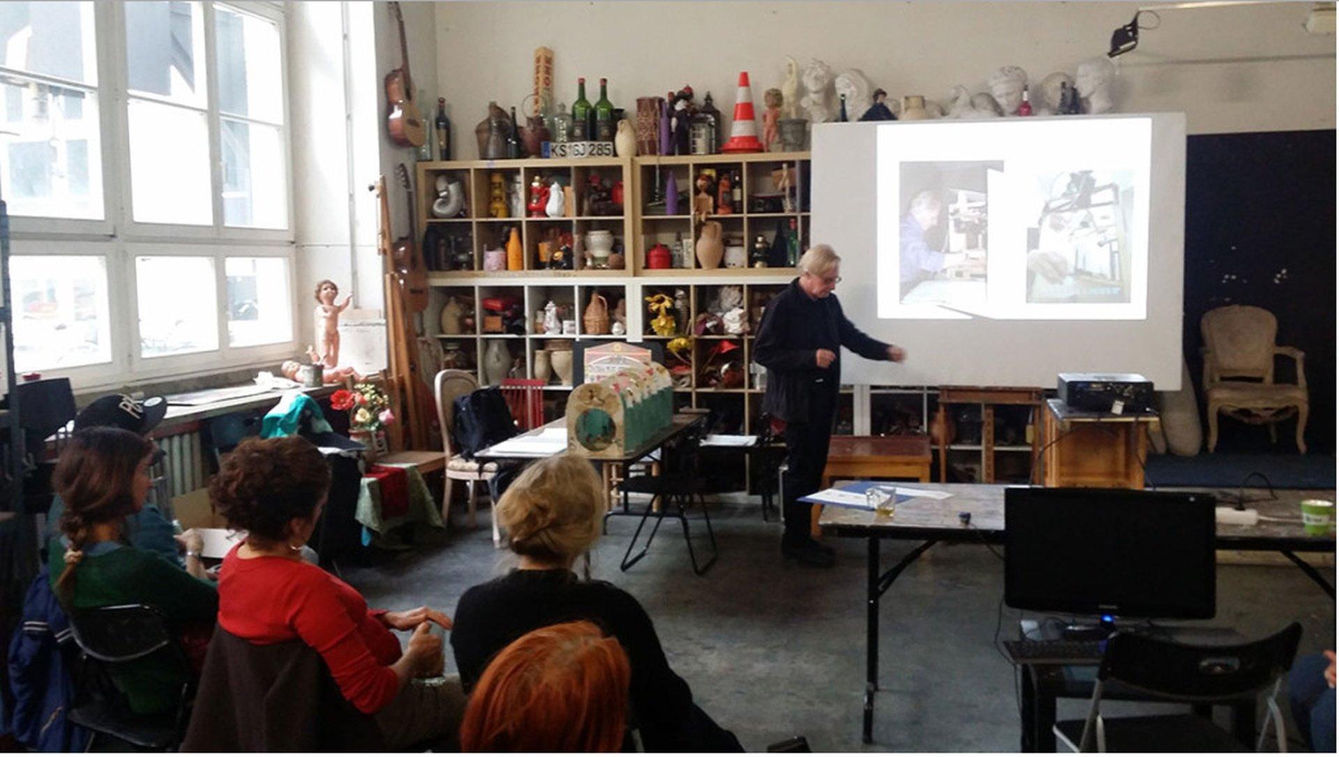 Berlin workshop spaces Besonders Art School Berlin image 0