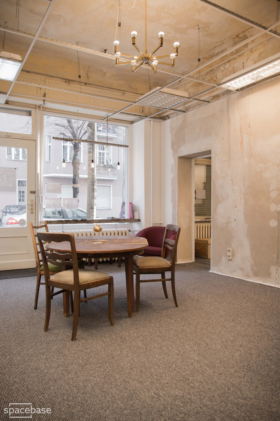 Berlin conference rooms Coworking space creative office image 1