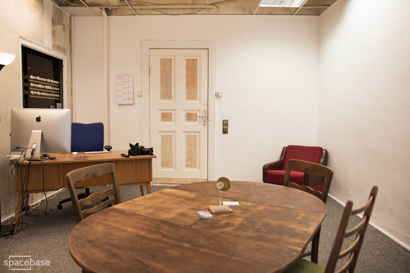 Berlin conference rooms Coworking space creative office image 2