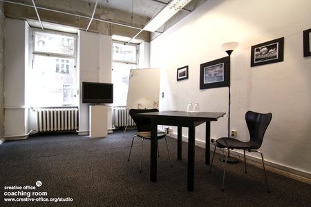 Berlin conference rooms Coworking Space creative office image 8
