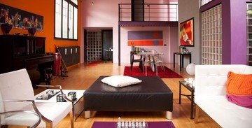 Rest der Welt training rooms Meetingraum 10 Watt Venue - Purple House image 2