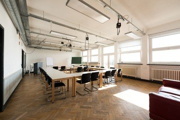 Hamburg training rooms Salle de réunion Design Factory International - Room 03 image 0