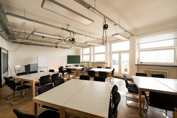 Hamburg training rooms Salle de réunion Design Factory International - Room 03 image 5