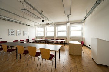 Hamburg training rooms Salle de réunion Design Factory International - Room 06 image 2