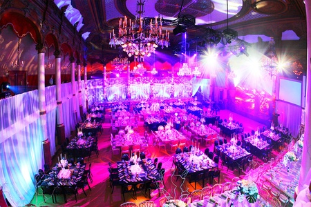 Paris corporate event venues Party room Salle Wagram image 6