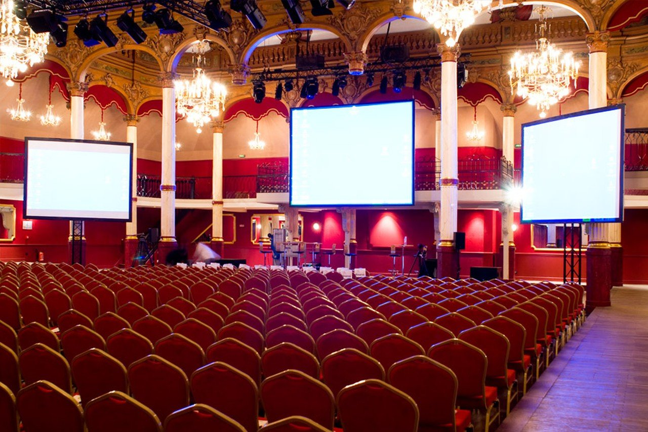 Paris corporate event venues Partyraum Salle Wagram image 0