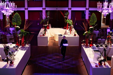Paris corporate event venues Party room Salle Wagram image 3