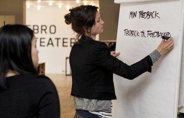 Kopenhagen workshop spaces Meetingraum Nørrebro Theater image 0