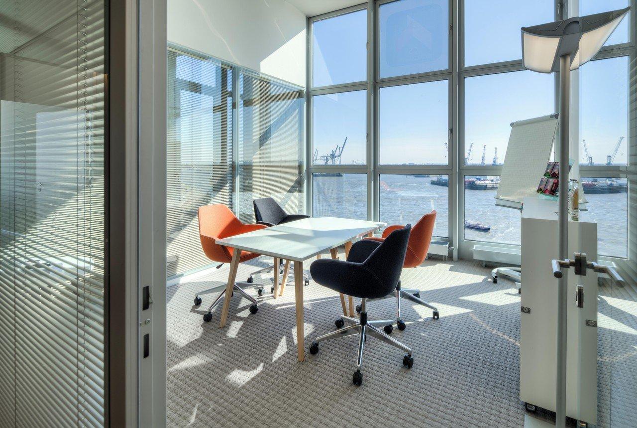 Hamburg Besprechungsräume Meetingraum Tagesbüro Queen Mary  image 0