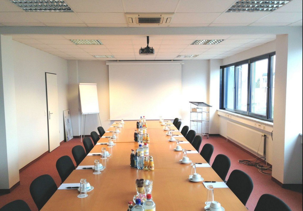 Hamburg training rooms Salle de réunion ABC Business Center Airport - Konferenzraum bis 25 Personen image 0
