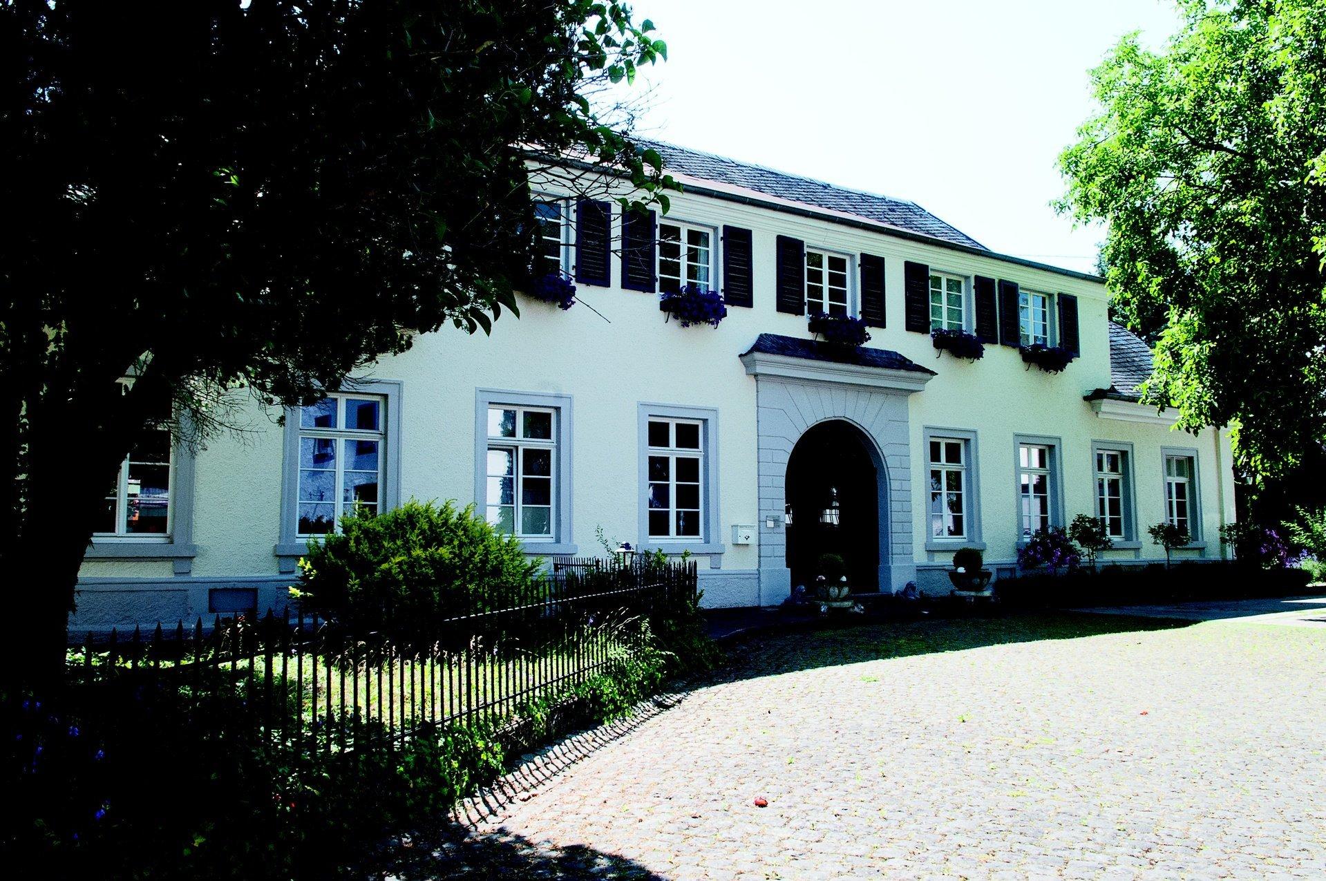 Frankfurt am Main seminar rooms Historische Gebäude Hotel Karolingerhof Dormitorium image 0