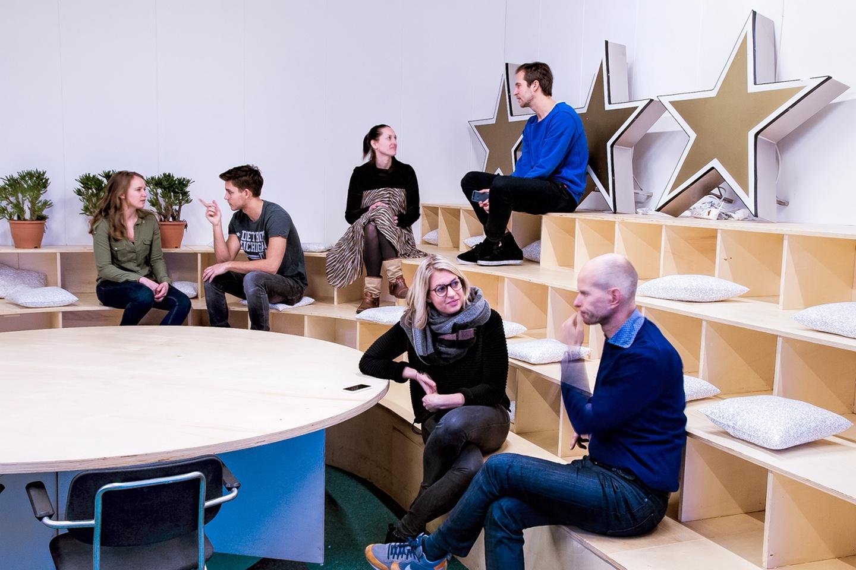 Amsterdam workshop spaces Meeting room B. Amsterdam - Freddie image 1