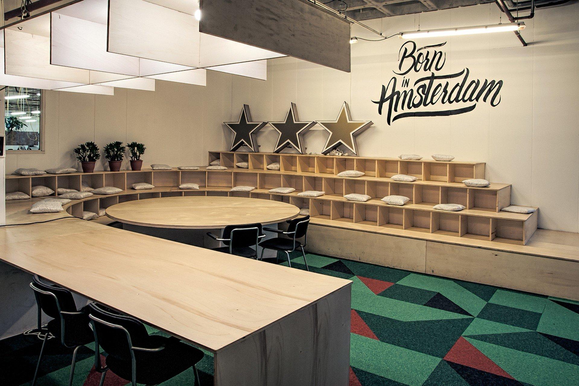 Amsterdam workshop spaces Meeting room B. Amsterdam - Freddie image 2
